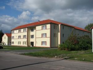 Landpflegeheim Dieskau - Dachneubau