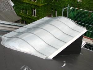 Frankfurt am Main - energetische Dachsanierung